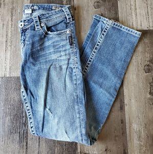 Silver Jean's 28